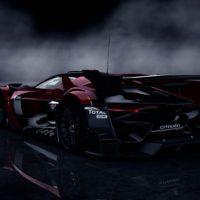 GT by Citroen Race Car 73Rear