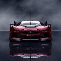 GT by Citroen Race Car Front