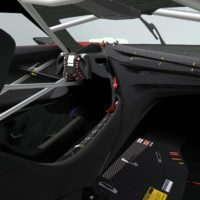 GT by Citroen Race Car Interior01