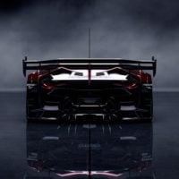 GT by Citroen Race Car Rear