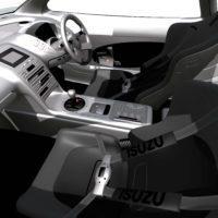 Isuzu 4200R '89 Interior04