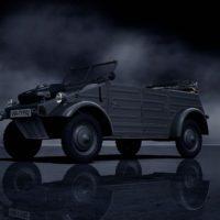 Volkswagen Kubelwagen typ82 '44 FrontUP