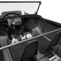 Volkswagen Schwimmwagen typ166 '42 Interior01
