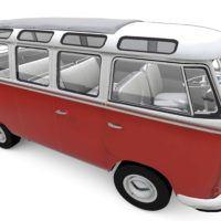 Volkswagen typ2(T1) SambaBus '62 Detail02