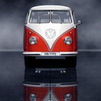 Volkswagen typ2(T1) SambaBus '62 Front
