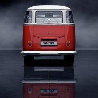 Volkswagen typ2(T1) SambaBus '62 Rear