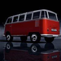Volkswagen typ2(T1) SambaBus '62 RearUP