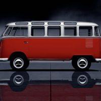 Volkswagen typ2(T1) SambaBus '62 SideLeft