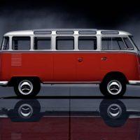 Volkswagen typ2(T1) SambaBus '62 SideRight