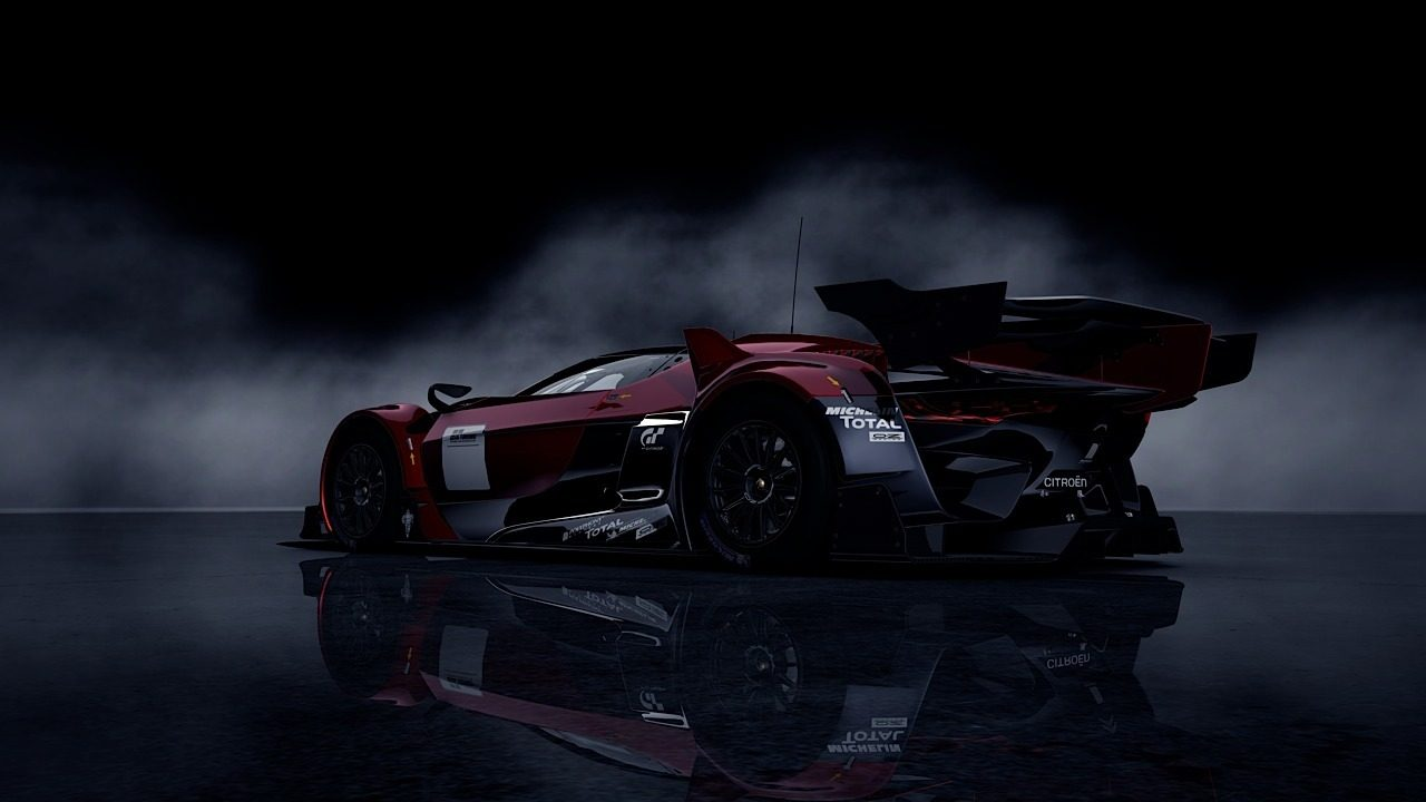 GT5 Screenshot Blowout: Weather Changes, Night At Le Mans