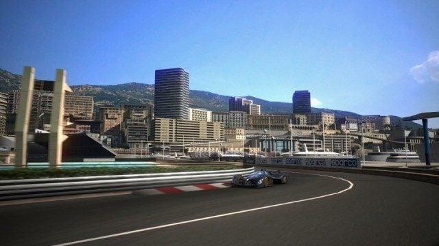 monaco f1 circuit map. 2011 Monaco F1 circuit,