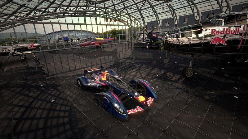 Gran Turismo 5: Red Bull X1 in