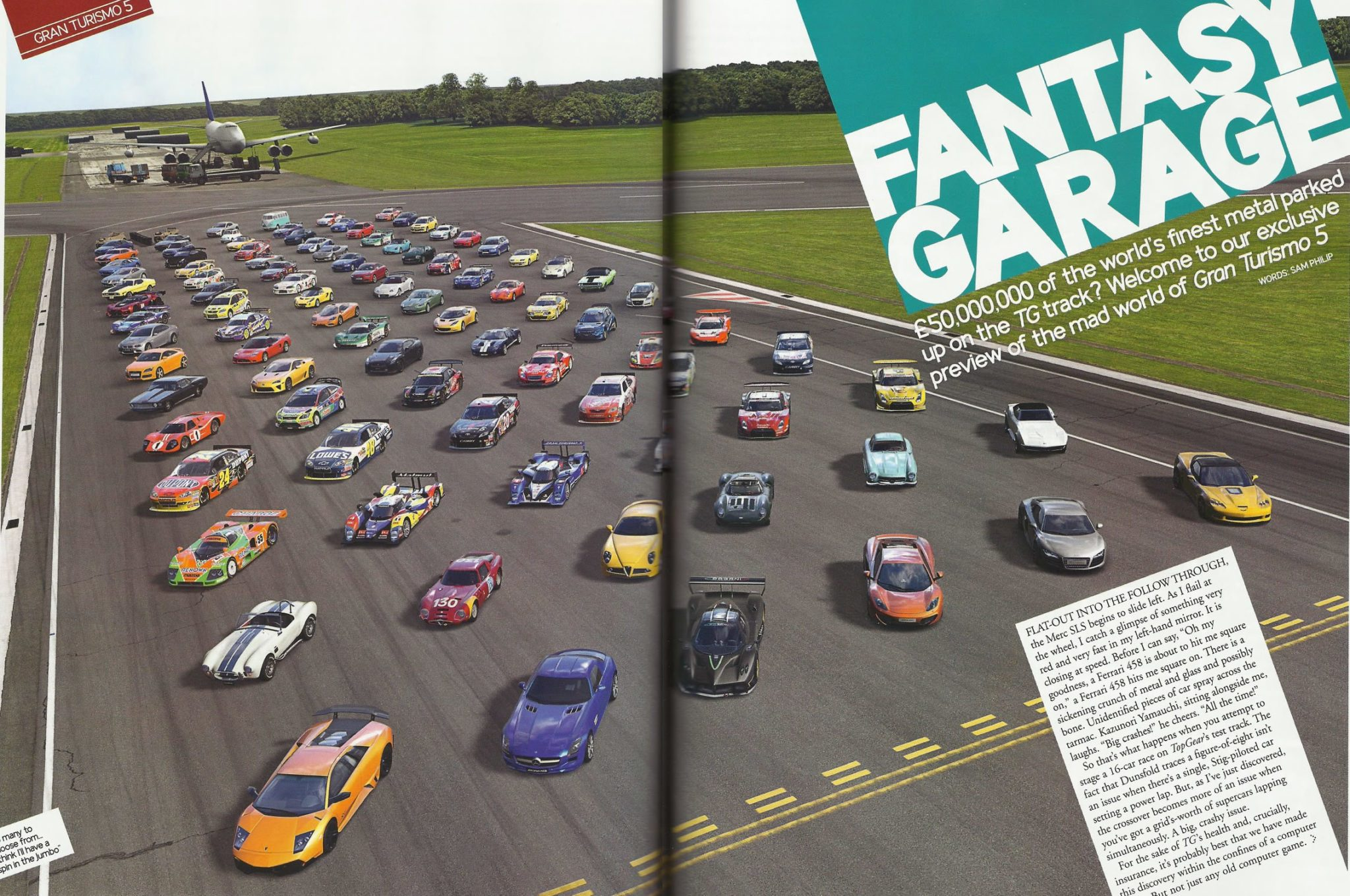 top-gear-gt5-feature-scan-clearer Gorgeous Lotus Carlton Gran Turismo 6 Cars Trend
