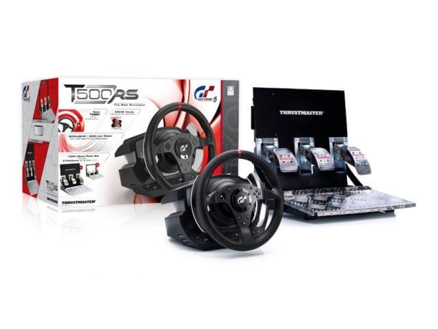 T500RSpackshot800x600US-640x480 Официальный руль для Gran Turismo 5 за 500 евро
