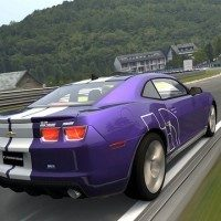 """customized Chevy Camaro SS """"Edge Special"""" for Gran Turismo 5"""