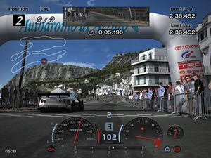 gran turismo 4 was the second gt title to for the sony playstation 2