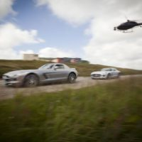Helicopter car chase copy