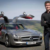 david coulthard sls amg