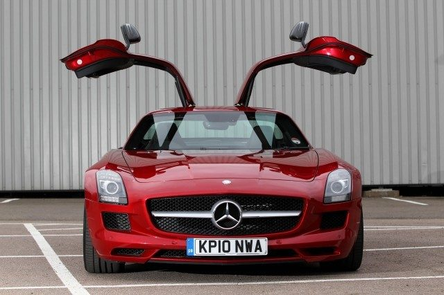 mercedes benz sls amg wallpaper 5