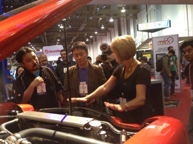 Camaro del 71 ganador del premio GT5 Gt-awards-sema-2011-17-640x480
