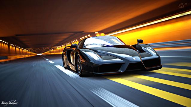 Gran Turismo 5 Update 2.04, Slight Physics Change EnzoRouteXa-638x358