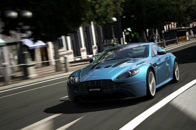 New B-Spec Races in Latest GT5 Seasonal Events Aston-martin-v8-vantage-madrid-638x425