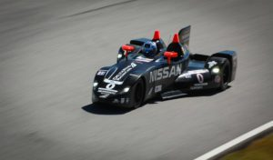 Gran Turismos Engine Sounds Drag Racing the DeltaWing  More