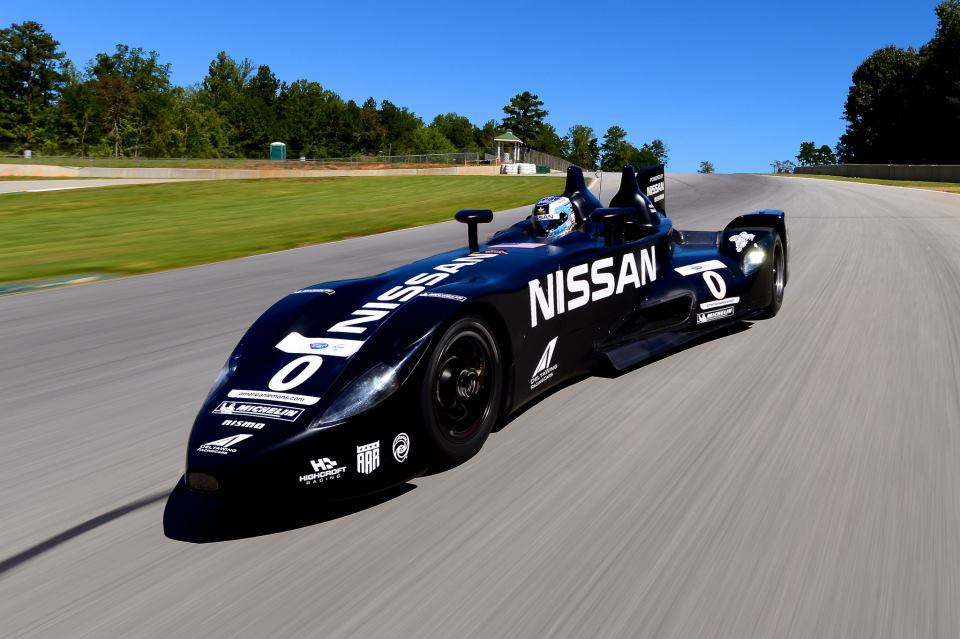 lucas ordo ez pilots the nissan deltawing at petit le mans live streams coverage. Black Bedroom Furniture Sets. Home Design Ideas