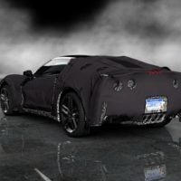 Chevrolet Corvette C7 Test Prototype GÄô12_73Rear