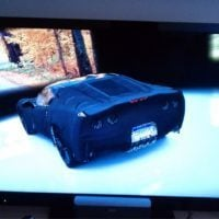 Corvette Stingray  on Camouflaged Corvette C7 Appears In Gran Turismo 5