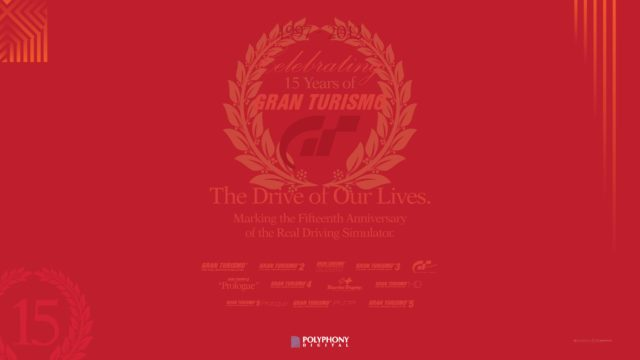 GT15 wallpaper 1920x1090 Rosso Corsa