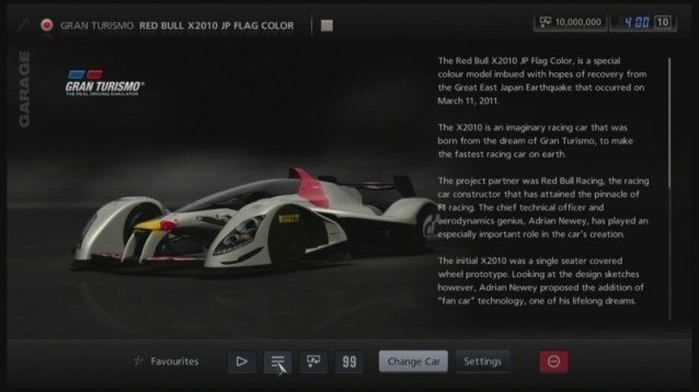 Gran Turismo 5 S Decrypted Game Files Reveal Hidden Cars Tuning Upgrades