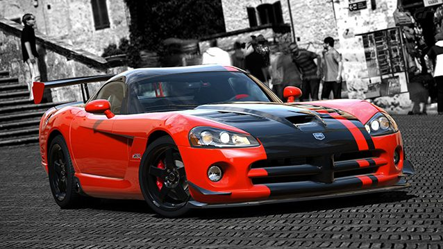 Dodge Featured in Latest GT5 Time & Drift Trial Events