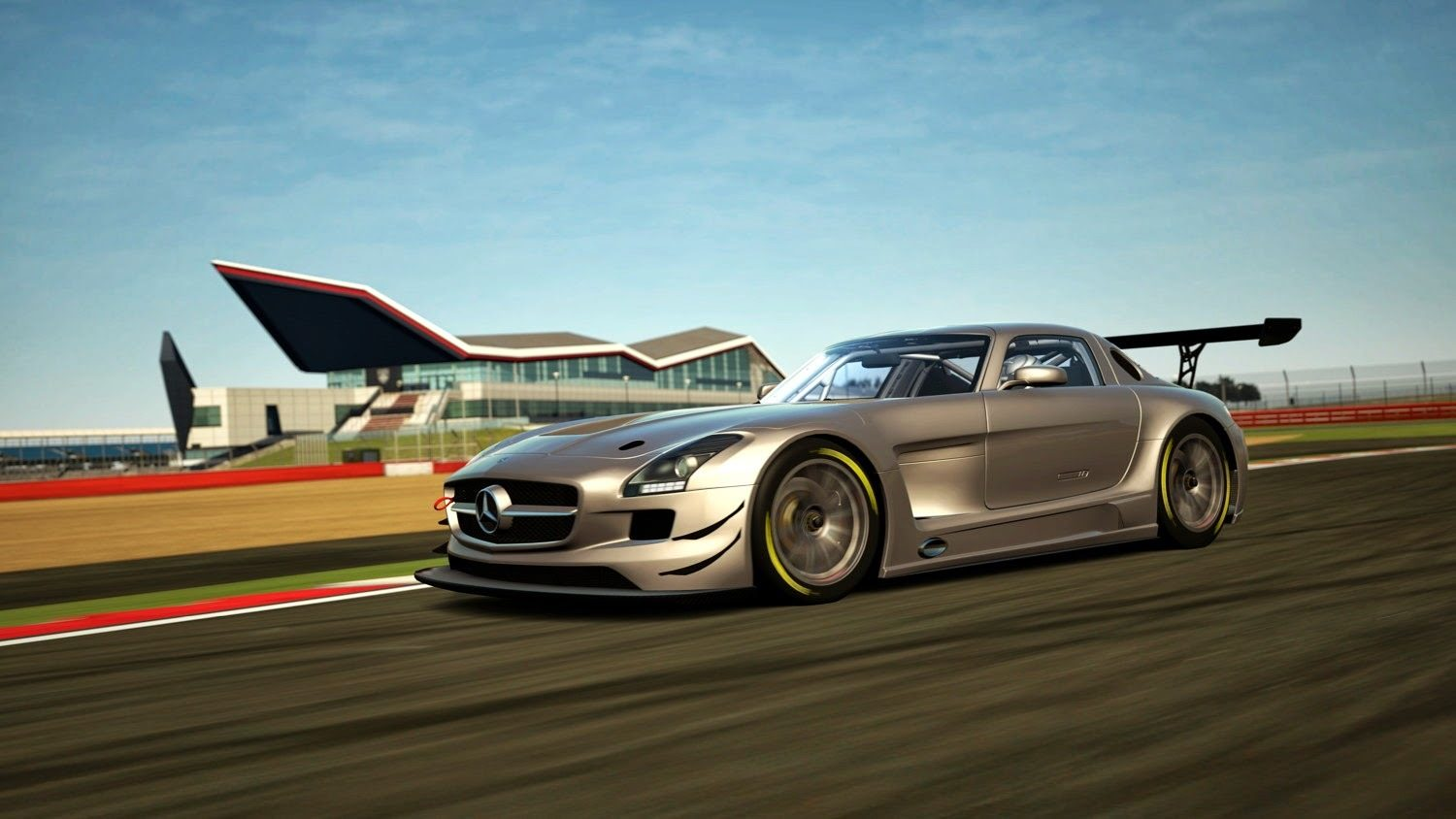 Gran Turismo 6 Video: Mercedes-Benz SLS AMG GT3 at ...