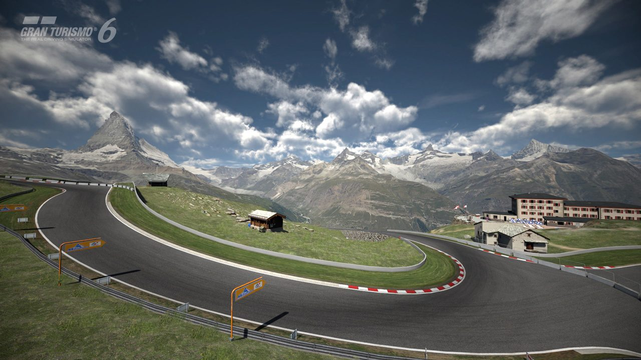 new gran turismo 6 tracks to release monthly as dlc. Black Bedroom Furniture Sets. Home Design Ideas