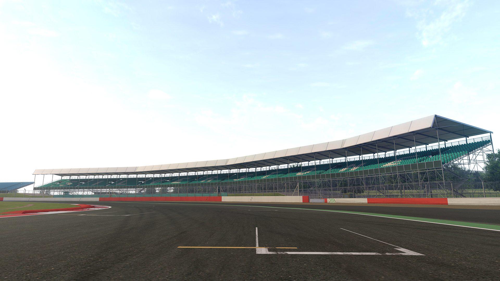 Gran Turismo 6 Screenshot Gallery Silverstone Circuit