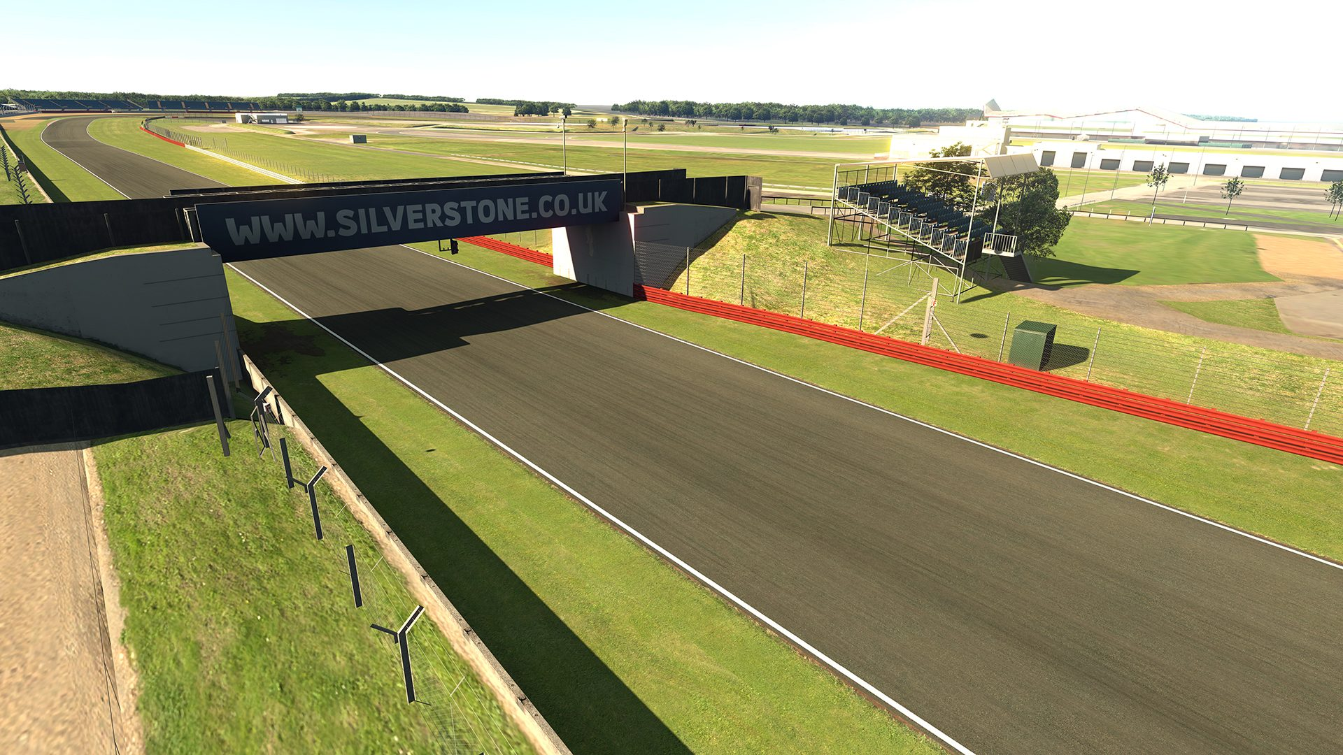Gran Turismo 6 Screenshot Gallery: Silverstone Circuit