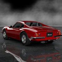 Ferrari_Dino_246_GT_71_73Rear