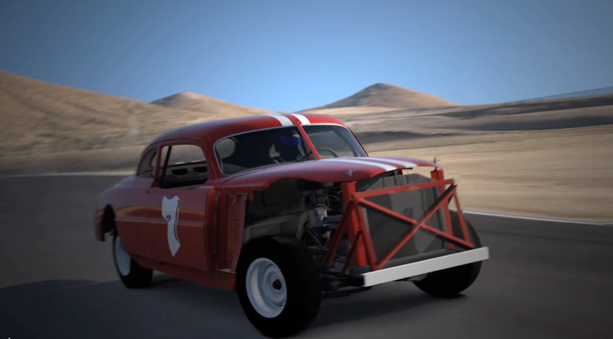 Gt6 Quot First Love Quot Campaign Video Trailer Reveals Andretti S
