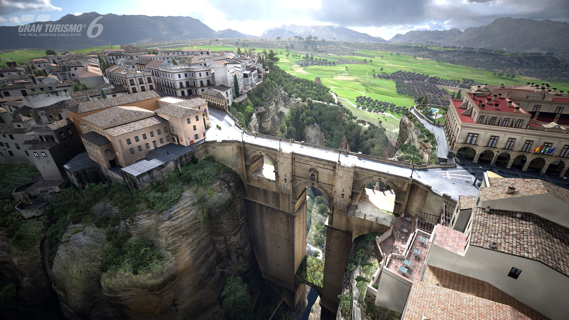 Ronda Spain  city pictures gallery : Ronda, Spain Gran turismo 6 launch event kicks off in ronda, spain