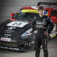GT Academy Britcar into the night race