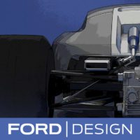 FORD (a sketch for Vision Gran Turismo.)