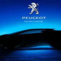 Peugeot (a sketch for Vision Gran Turismo.)
