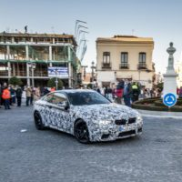 gt6 ronda spain launch event bmw m4
