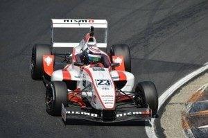 Jann Mardenborough Toyota Racing Series 2014
