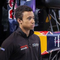 jann-mardenborough-chats-to-andy-damerum-of-infiniti-red-bull-racing_