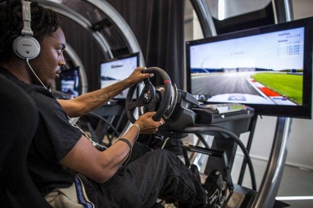 GT Academy Race Camp 2013 - Silverstone
