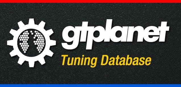 gtplanet-tuning-database