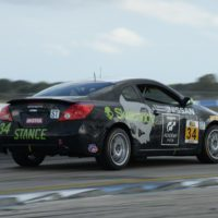 Nissan GT Academy champions team up to race Altima