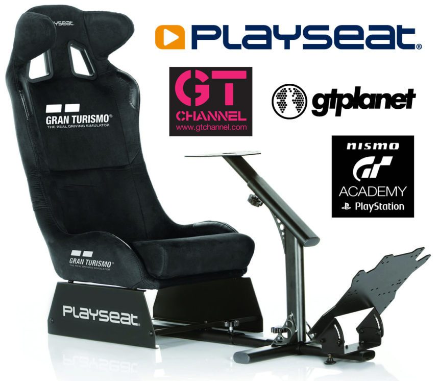 Win A PlaySeat Evolution: GTPlanet & GTChannel Host